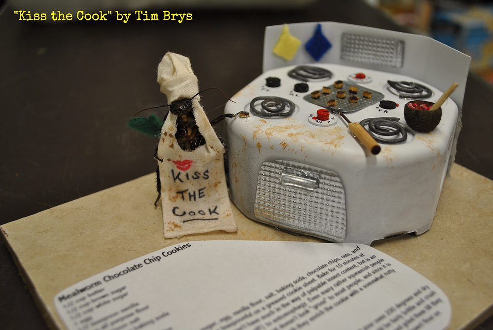 Kiss the Cook by Tim Brys
