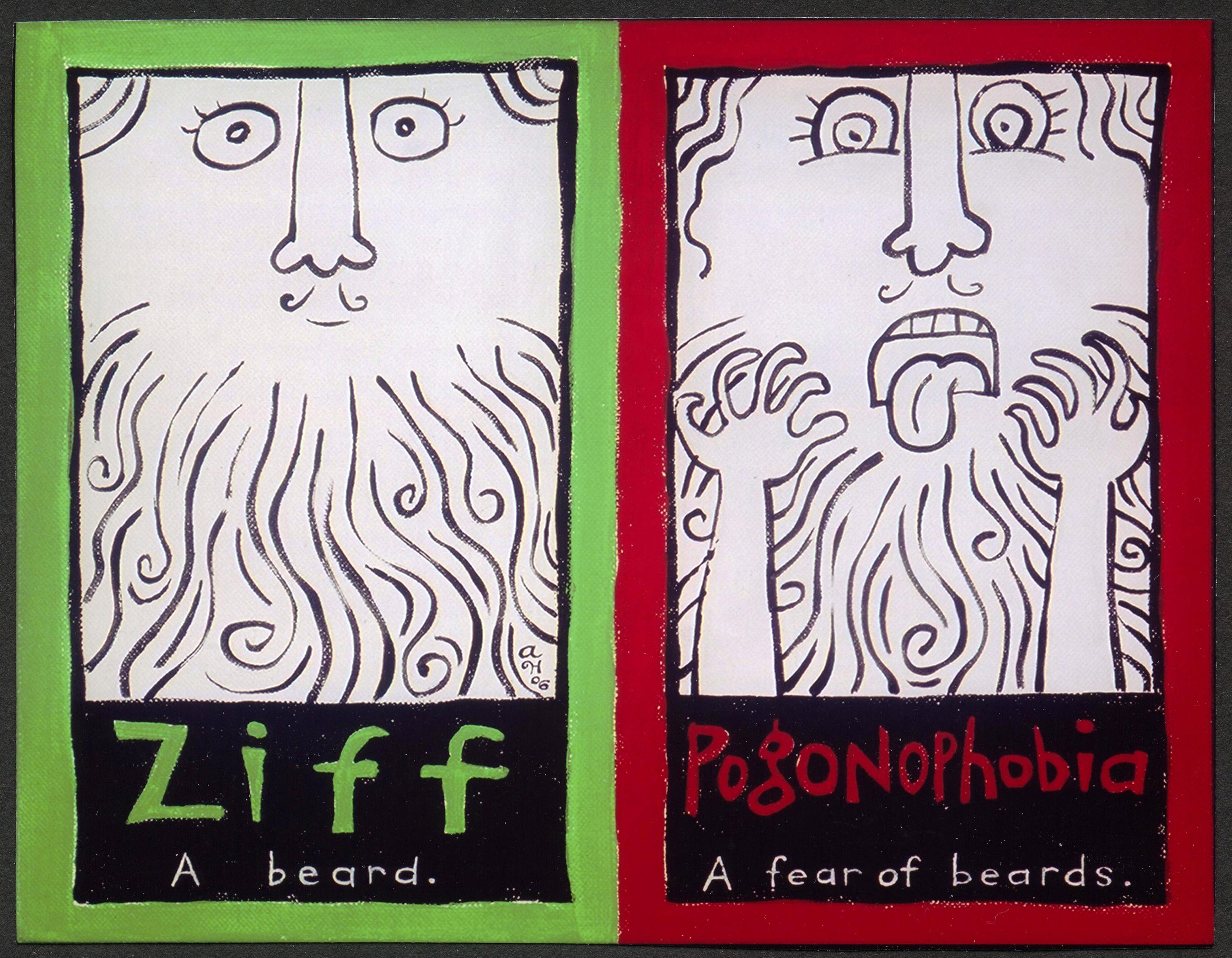Ziff / Pogonophobia