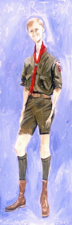 Martin - Boy Scout
