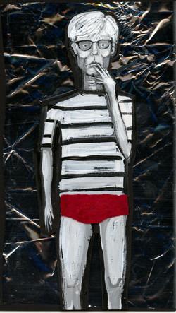 The Velvet Underwear / Andy Warhol