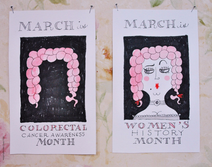 "March:   A Month for Colons, Women's History and Cheez Doodles: A Short List of ""National ("