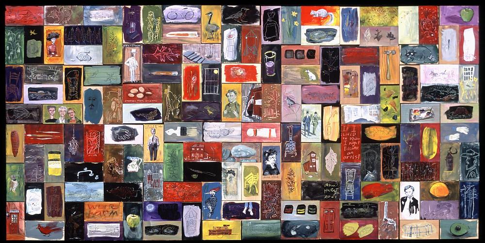 Weir Farm: 144 Views - Ann Huey 2001
