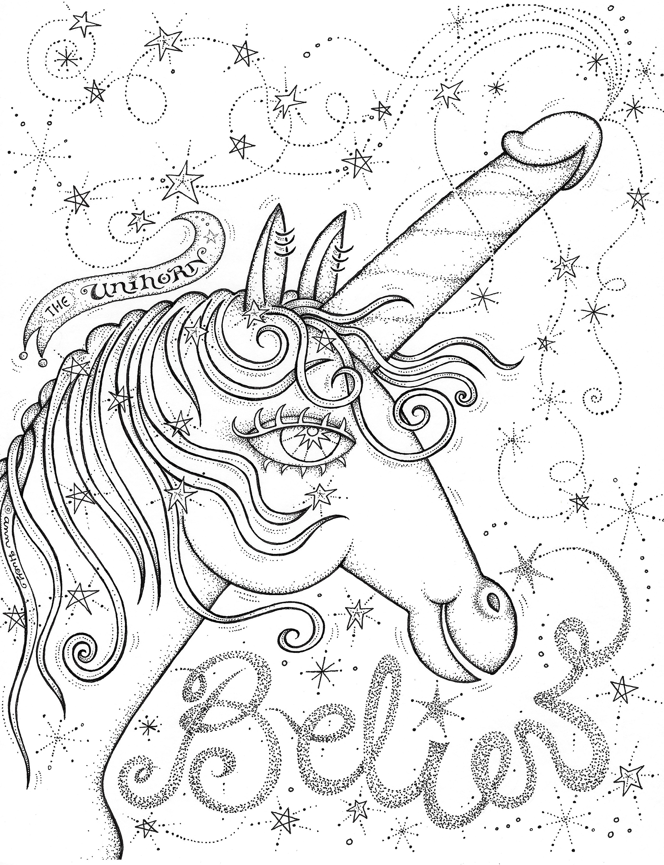 JUNE - Believe (The Unihorn)
