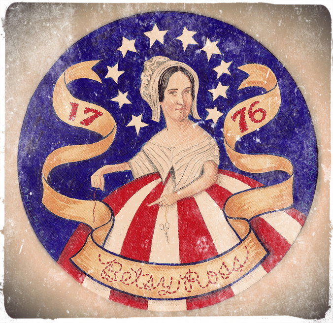 History or Bull Doodie?:  A Portrait of Betsy Ross