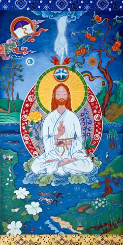 Jesus was a Buddha