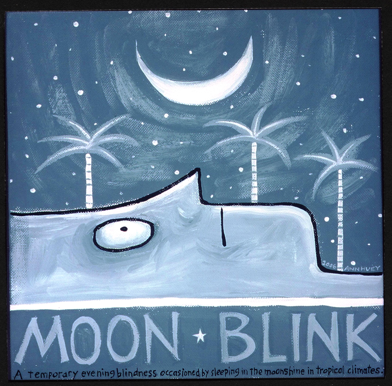 Moon Blink