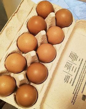 Ist die Eierfarbe nicht der Wahnsinn__Je