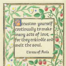 Quote by Teresa of Avila