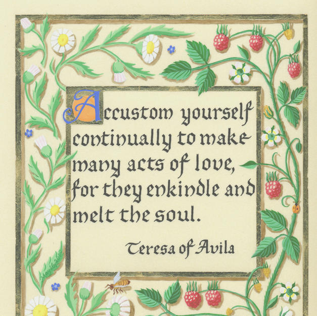 Quote by Teresa of Avila