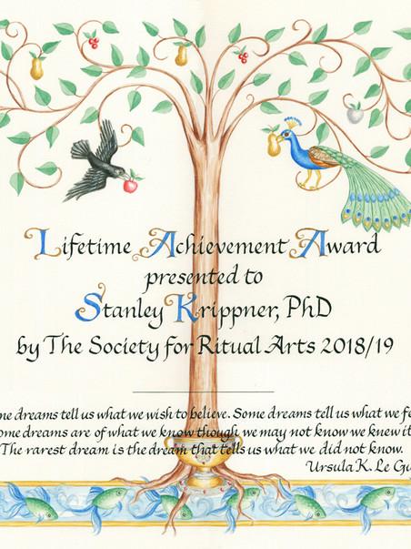 Tree of Life Award