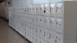 Área de Lockers