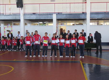 Ceremonia Cívica de Inicio de Ciclo Escolar 2019 -2020