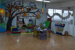 Salón de Infante Maternal