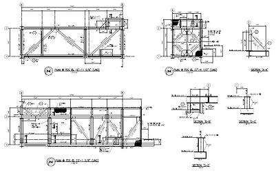 Civil Structral Drawing