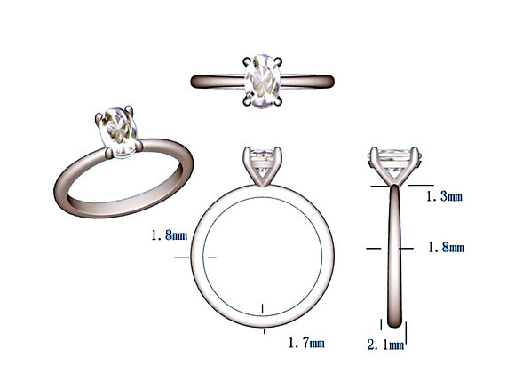 OVAL ENGAGEMENT XRV2