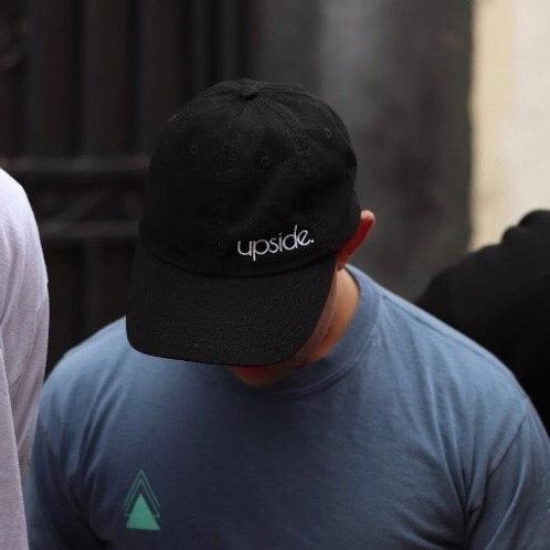 Black Upside Hat