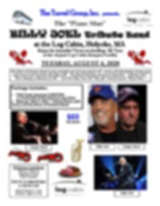 080420 Billy Joel Tribute Lobsters WEB-p