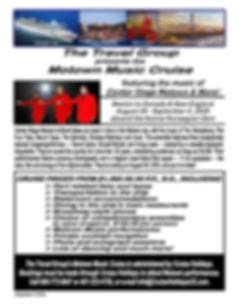 TTG 2020 Motown Cruise Flyer (Single Pag