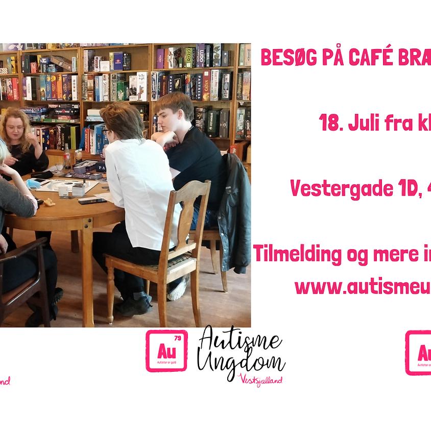 Vestsjælland tager med på Cafe Brætspil