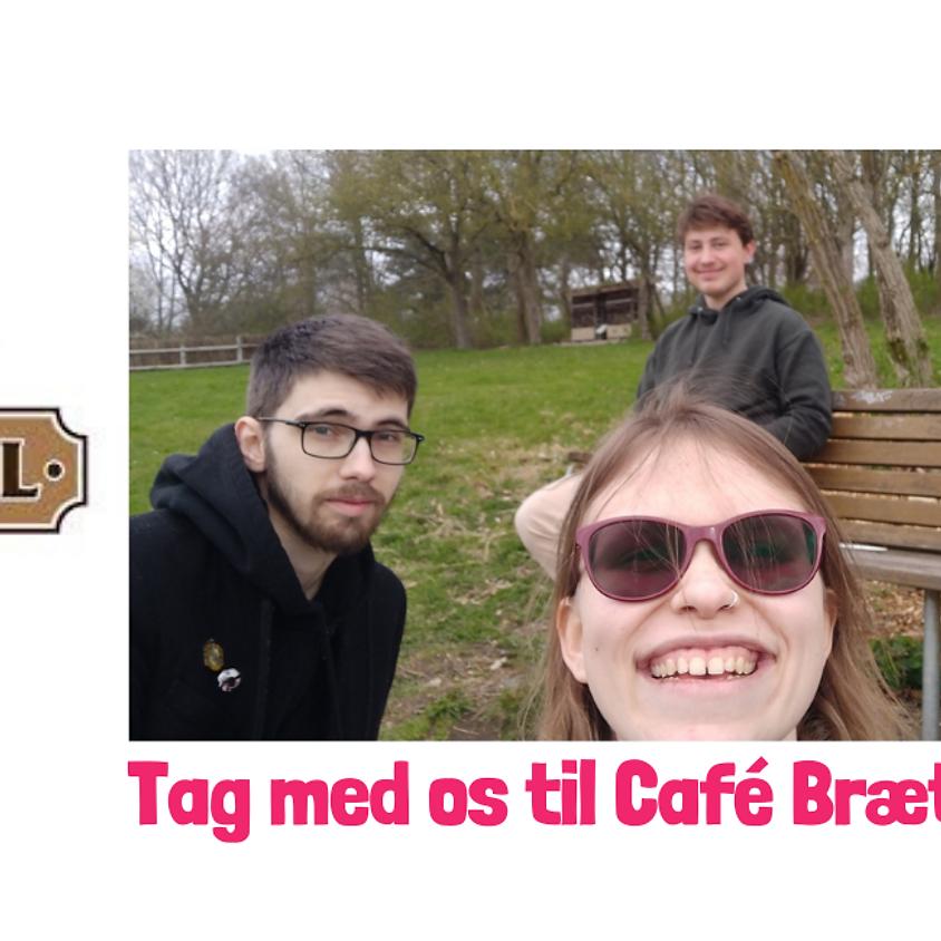 Udflugt til Cafe Brætspil med Autisme Ungdom Midtsjælland