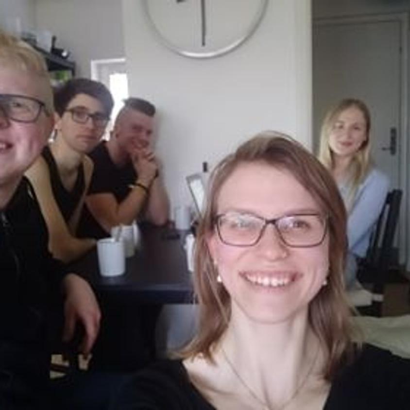 Generalforsamling i Autisme Ungdom Midtsjælland