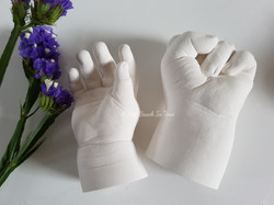 Baby Hand Casts