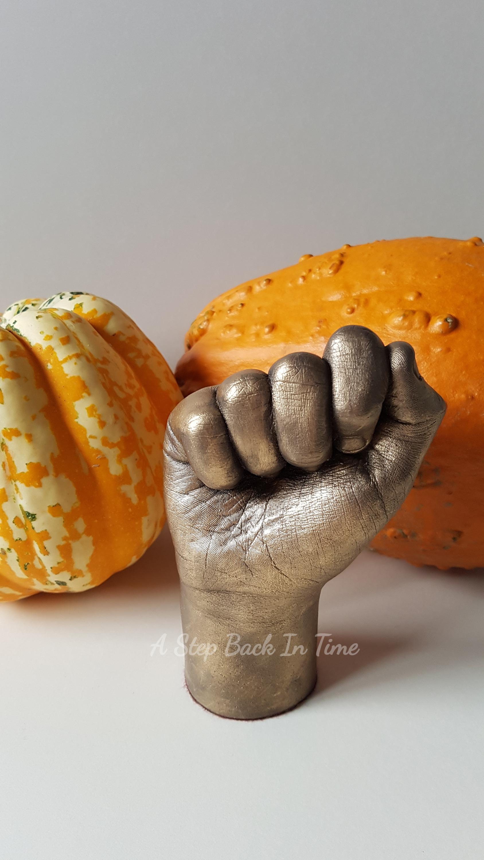 3D hand cast