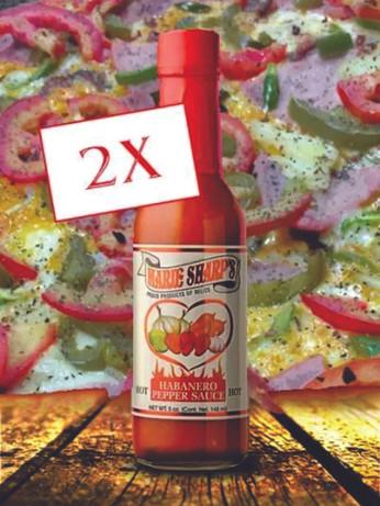 Original Hot Habanero Pepper Sauce 50 ml