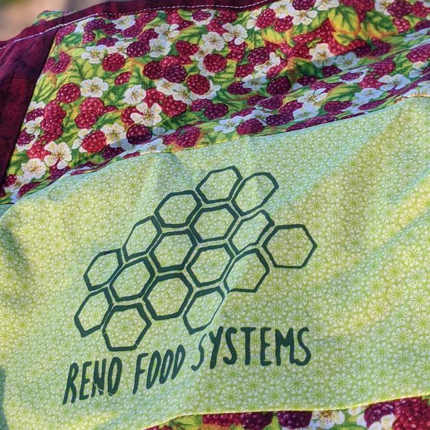 Reno Food Systems Reusable Bag