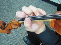 Basic Handposition for Violinists with Big Hands