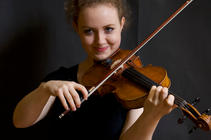 Violin Position for Small Violinist