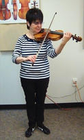 The Middle of the Bow for Small Violinists