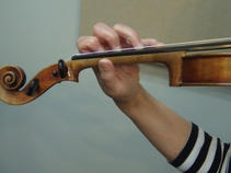 Basic Handposition for Violinists with Small Hands