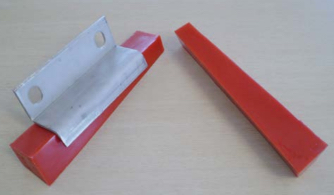 Polyurethane Wedges & Brackets