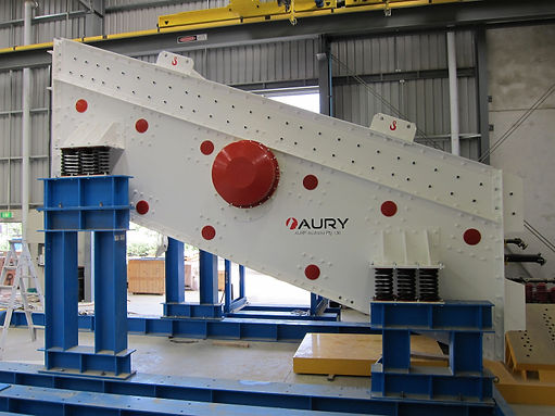 Aury Australia | Screening | Mining | Innovative Solutions