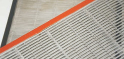 Wedge Wire in 305 & 610 panel sizes