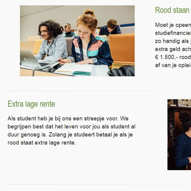 Annelieke for ABN Amro