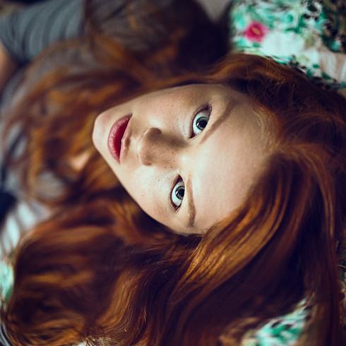 Photographer: Khalid Amakran Model: Annelieke Joosten