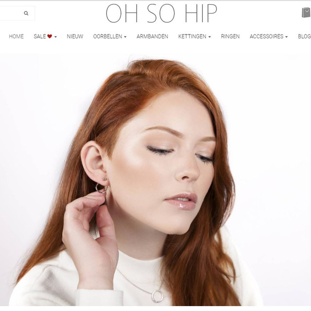 Annelieke for Oh So HIP - January