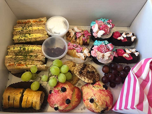 "Vegan ""Butterfly Fairy"" Afternoon Tea for Two"