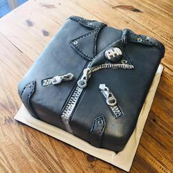 jacket cake