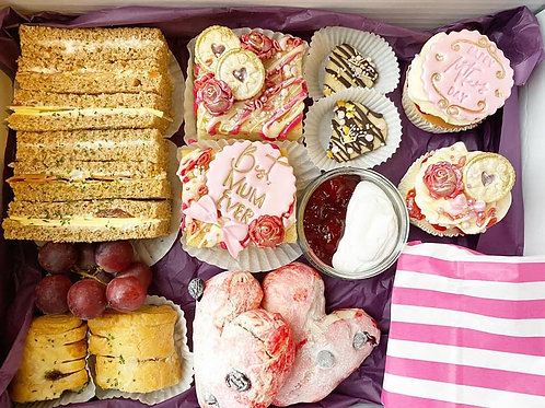 Vegan Mothers Day Afternoon Tea for Two
