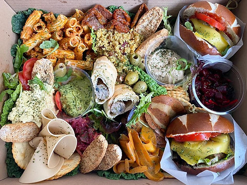 Vegan Grazing Box for Two