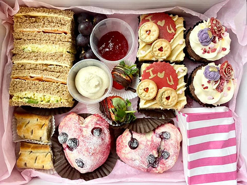Vegan Love Afternoon Tea for Two