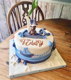 cake teddy