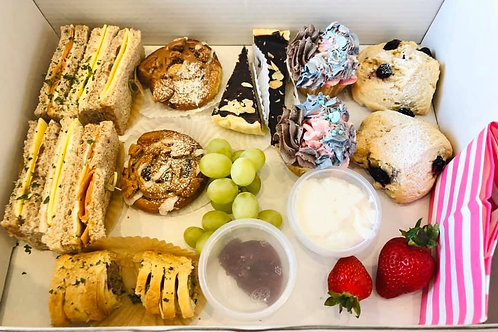 Vegan Classic Afternoon Tea for Two