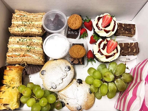 Vegan Classic Afternoon Tea for Three