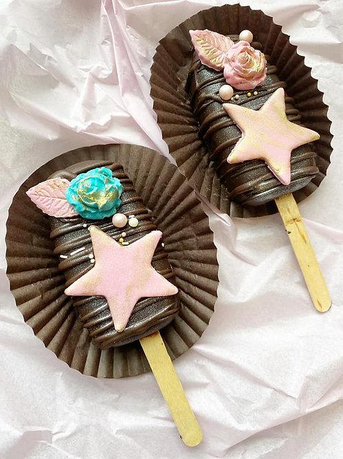 Star Cakepopsicle Set