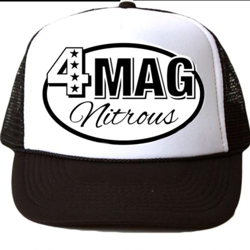 4MAG TRUCKER HAT