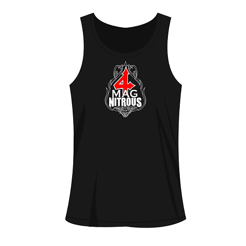 4MAG WOMANS TANK TOP